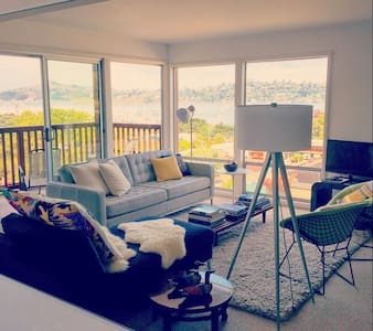 Beautiful Water Views In The Heart Of Sausalito - Sausalito - Apartmen