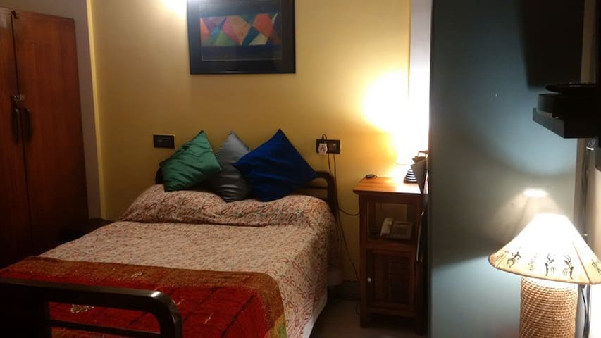 Room with balcony & attached bath - Bangalore