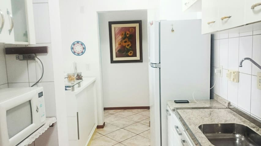 Comfort in a few steps from paradise - Florianópolis - Apartment