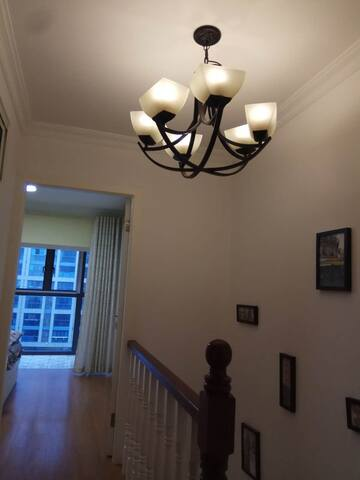 LOFT apartment two bedrooms Line 11 - Shanghai - Leilighet