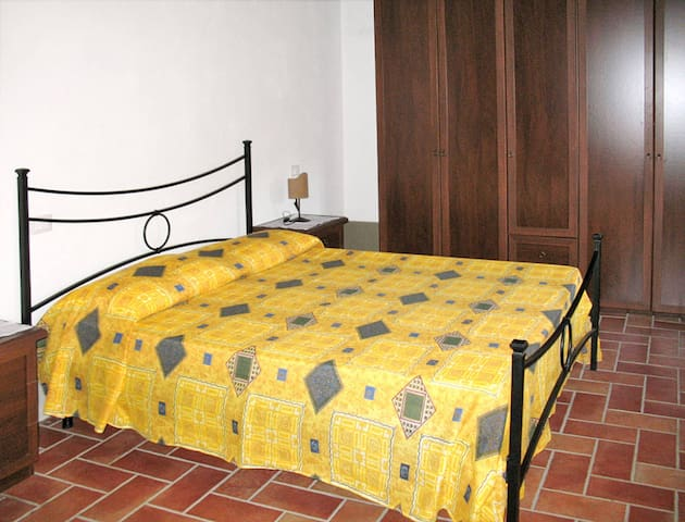 Apartment Podere Le Colmate for 4 persons