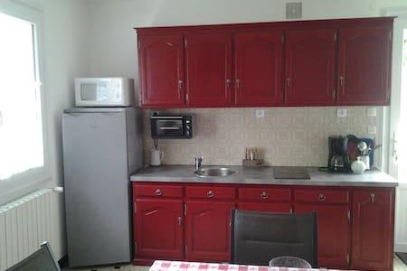Appartement privé dans maison proche Bressuire