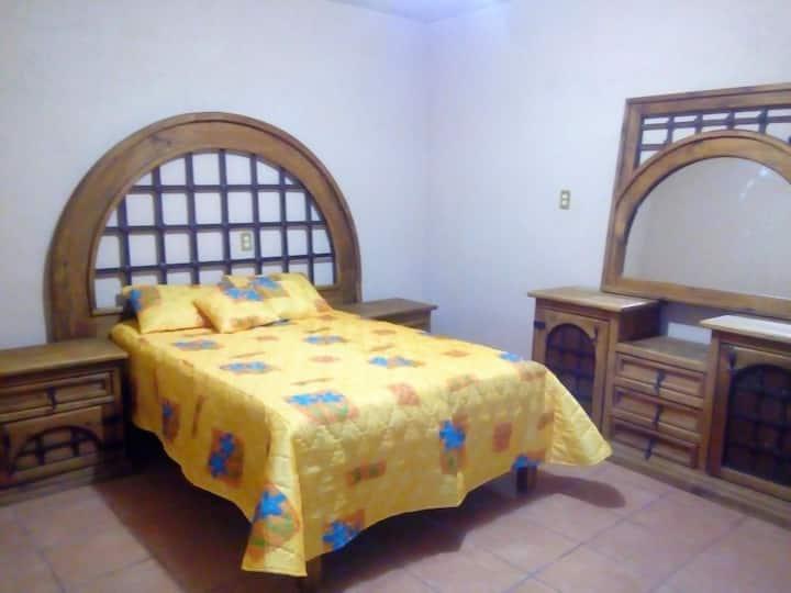 Casa juarez centro down town habitaciones privadas