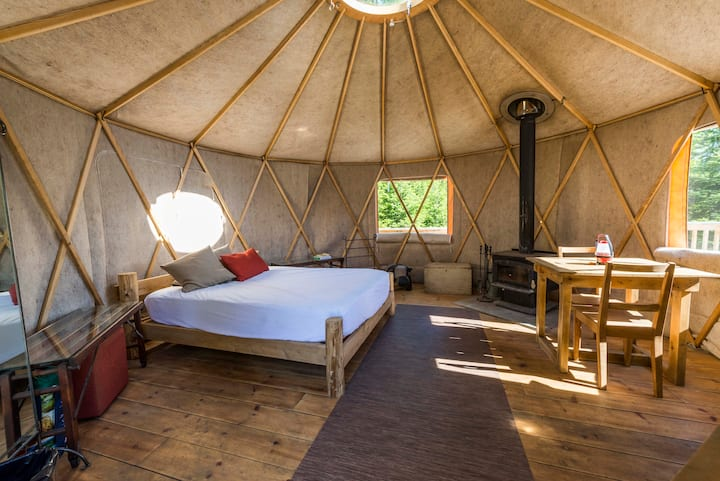 YURTA YURT at Terra Perma