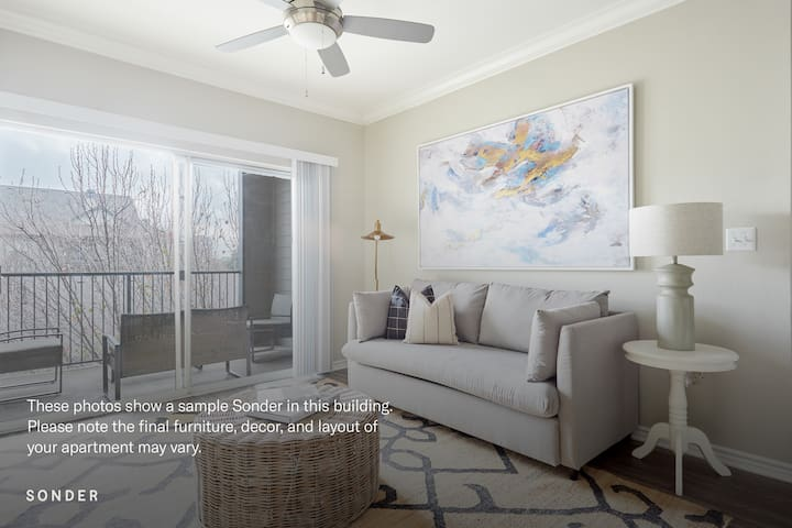 Sonder *Weekly Discounts* 2BR Near Sprouts