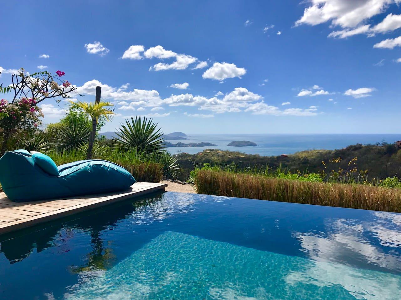 Ocean View Contemporary Luxury Home Villa MARFIL