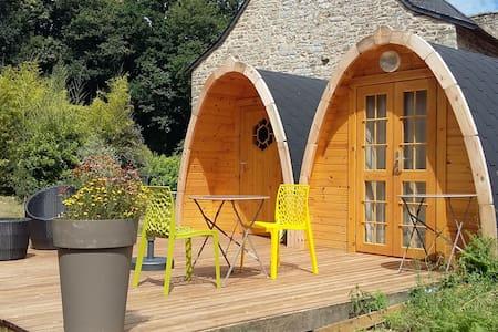 Ker Kaouenn - Guéhenno - Sommerhus/hytte