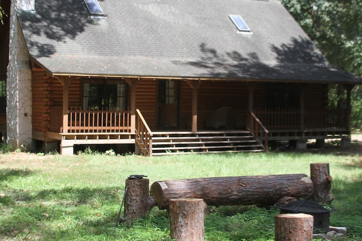 The Texian Cabin