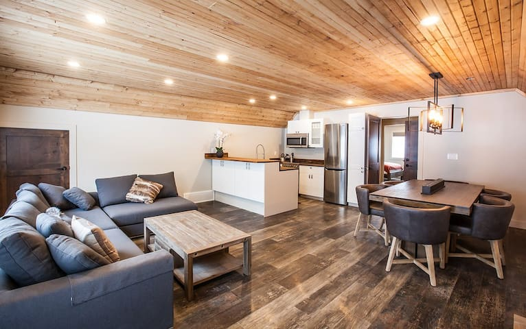Deluxe Apartment Suite at Boulder Mountain Resort