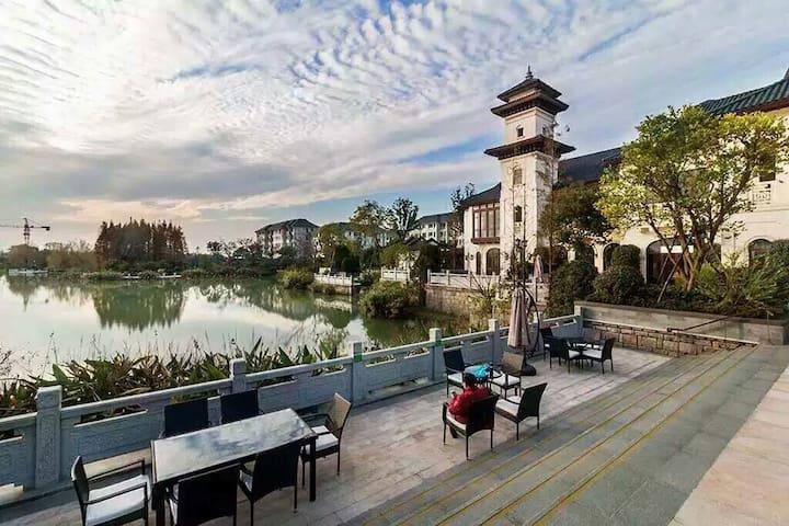 中国乌镇景区绿城·乌镇雅园精致公寓整租 - Jiaxing - Pis