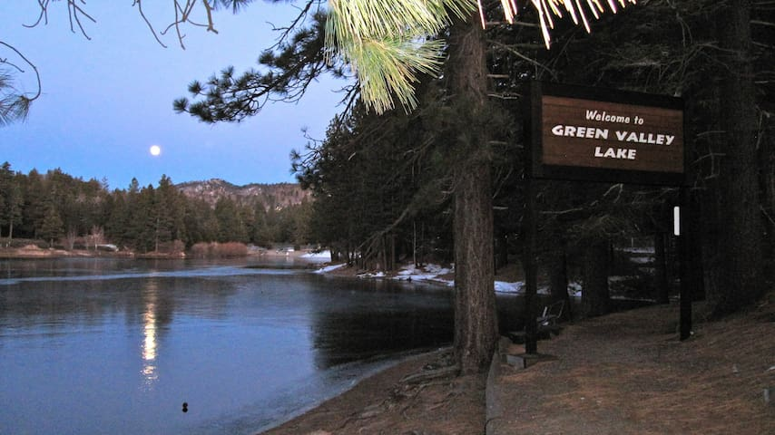 MOUNTAIN RETREAT 20 min from Lk Arrowhead/Big Bear - Green Valley Lake