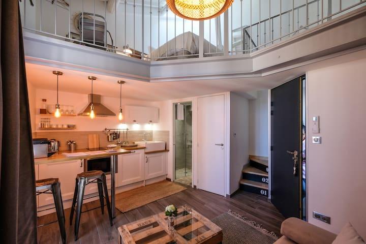 Appartement La Cabane