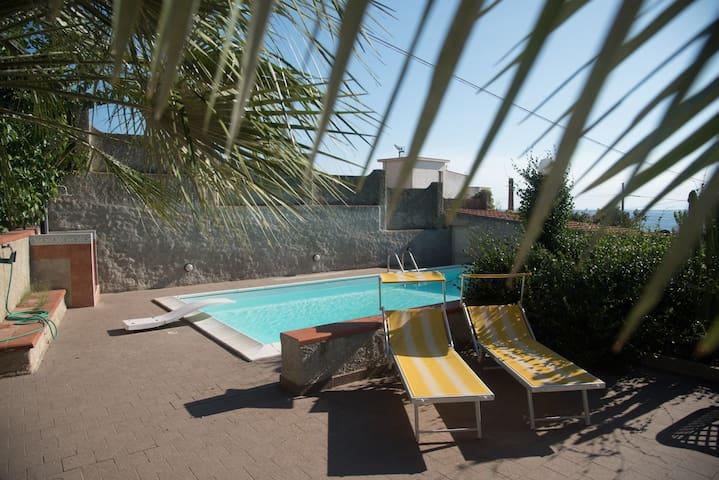 Villa Adelaide, Casa Vacanze a Reggio Calabria