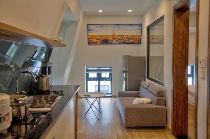 Mercy Apartment