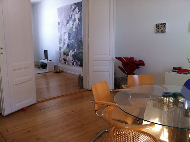 nice situated appartement near bergerstreet
