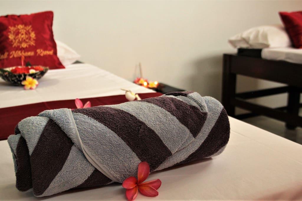 spa and massage facility