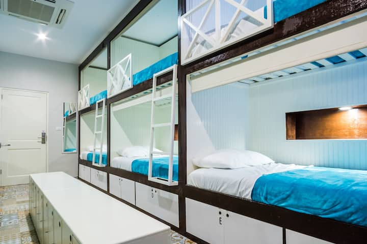 Bed in 16 Person Mixed Dorm in Pietermaai