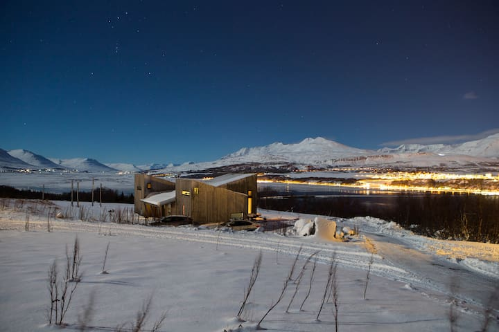 Beautiful place with great view - Akureyri - Appartamento