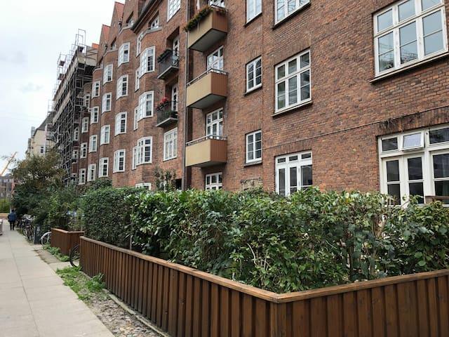 Cosy apartment close to city center