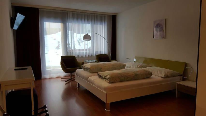 1 Zimmer Wohnung 'tschaler' - Disentis/Mustér
