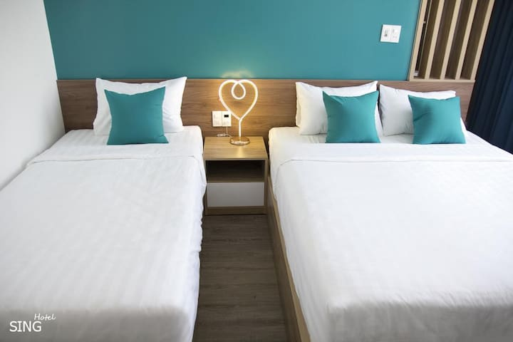 Sing Hotel-Triple Room with City View **POOL** #1