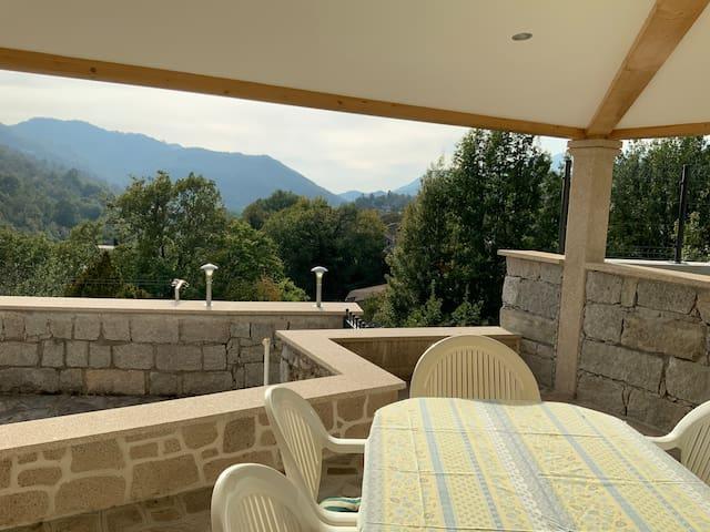Maison de village au cœur de la Corse