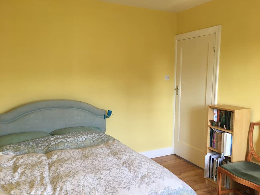 Good size double bedroom