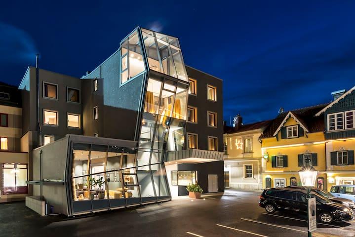 Boutiquehotel in Schladming DZ für 2 Pers.
