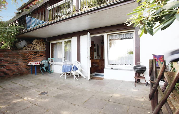 Holiday apartment with 1 bedroom on 80 m² in Hessisch Oldendorf