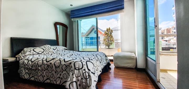 Hermosa habitación, frente a Unicentro Tunja! 2