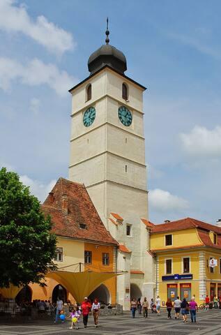 Mariana's Guidebook for Sibiu