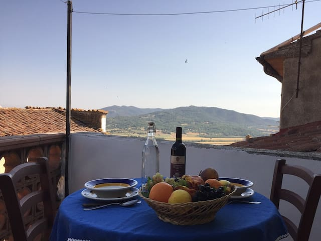 Hello Tuscany! - panoramic with pool access