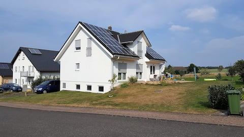 Ferienhaus am Schinderhannes-Radweg im Hunsrück