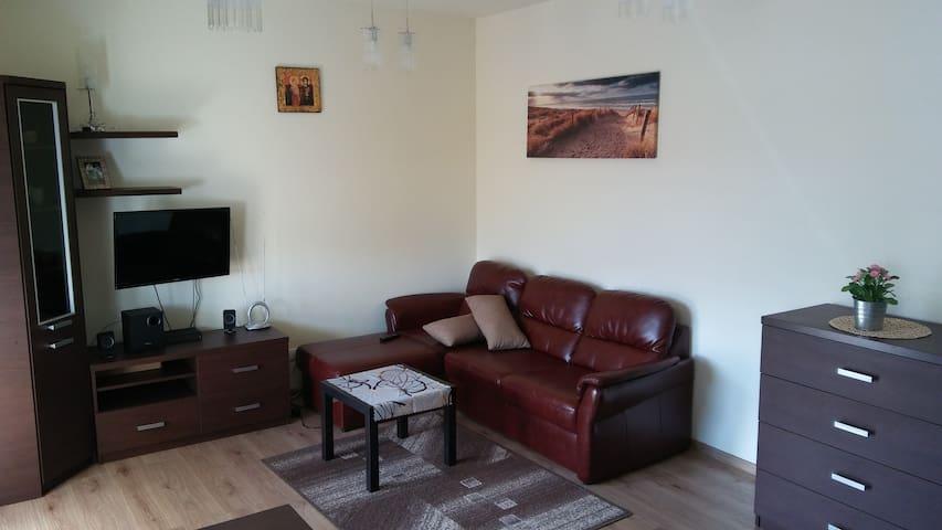 Modern 2-room apartment (2-pokojowe mieszkanie) - Warsaw - Apartment