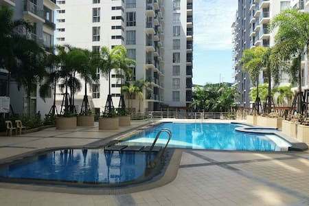1-BR Condo Near Airport Terminal 3 & Resorts World