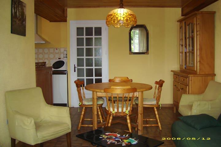 Appartement de montagne tout confort - La Cabanasse - อพาร์ทเมนท์