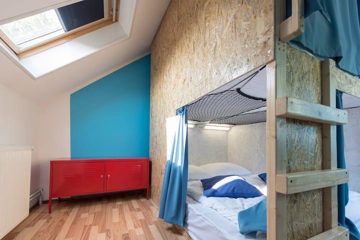 Bubu Hostel - Quadruple Private Room