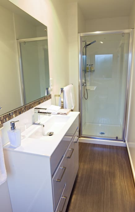Private Ensuite Bathroom