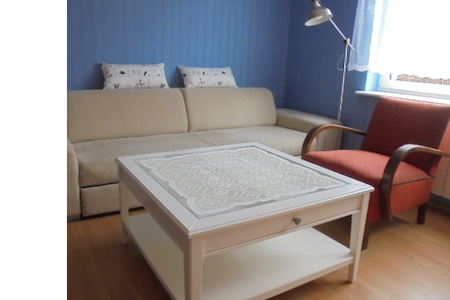 2 room flat on the ground floor - Poznań - Apartment