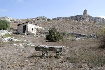 Casa Della Lepre Grotta Dei Cervi - Porto Badisco