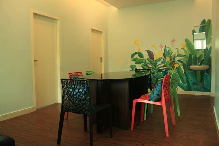 Hubloft | Enroute Thekkady | 3 bedroom Apartment