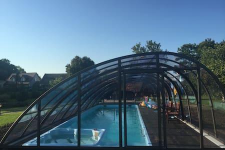 GDANSK Luxury villa, kids friendly, own golfcourse
