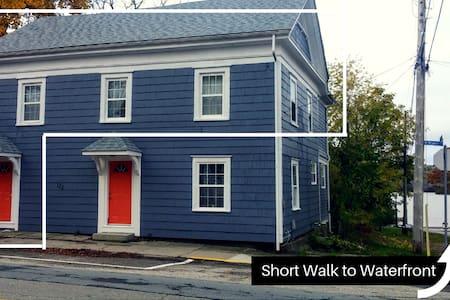 Historic Home Waterfront District, Nova Scotia