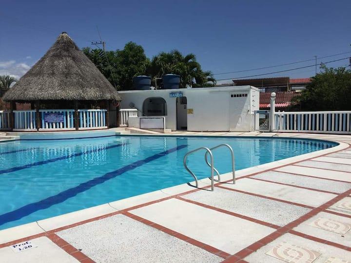 Casa en Conjunto residencial Acapulco, Flandes