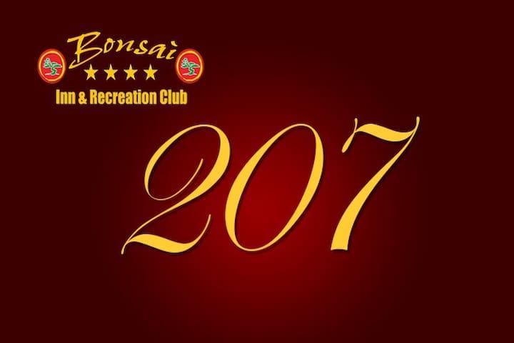 Bonsai Inn - Room 207