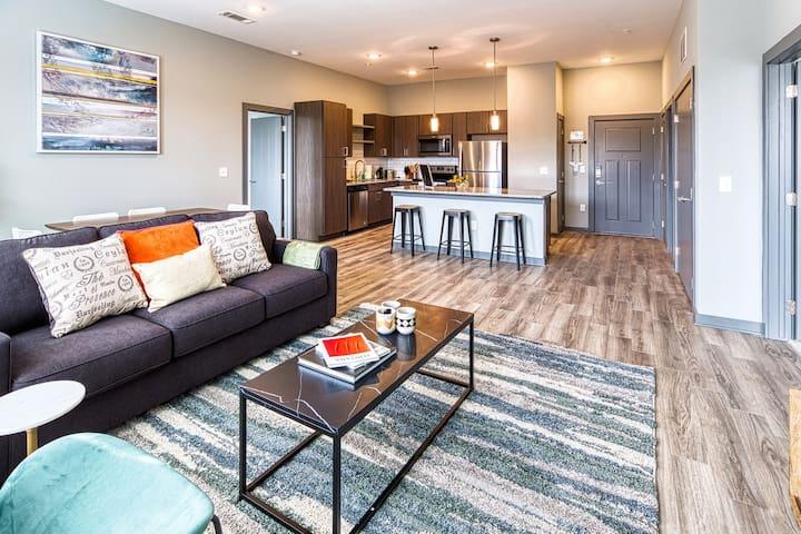 Kasa | Columbia | Luxe 2BD/2BA Apartment