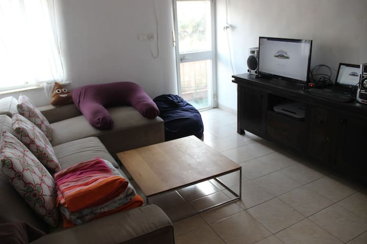 Big apartment in the city center!