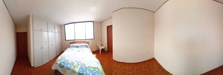 Suite privada en departamento