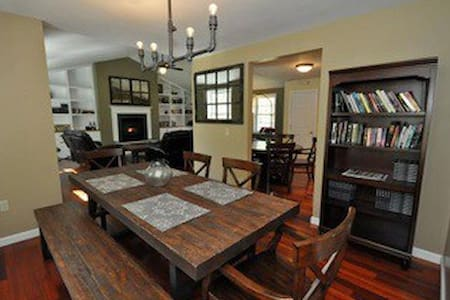 Four Season Getaway, Must Rent - Conway - House