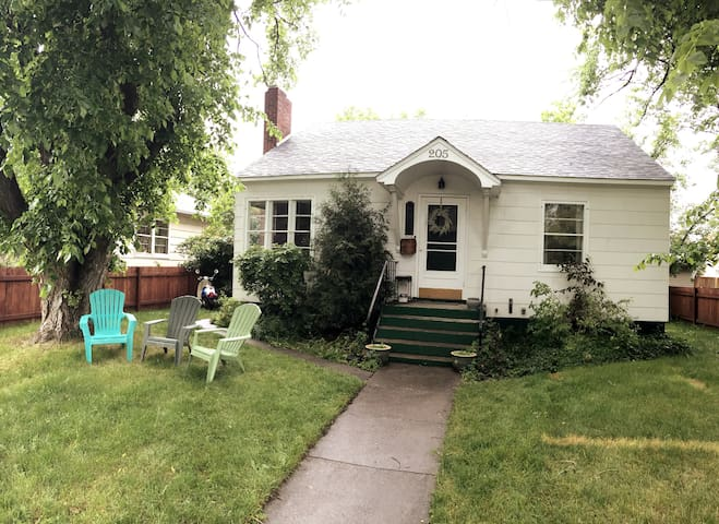 Downtown Bozeman Bungalow